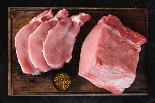 Para Milanesa de cerdo